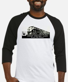 Jersey Central Lines Baseball Jersey
