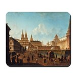 Resurrection Gates Moscow Mousepad