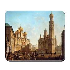 Cathedral Square Kremlin Mousepad