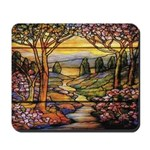 Tiffany Landscape Mousepad