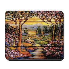 Tiffany Landscape Mousepad