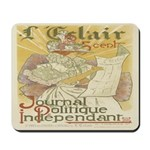 French Vintage Mousepad