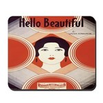 Art Deco Mousepad