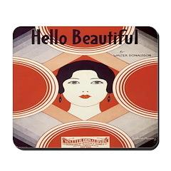 Art Deco Mousepad