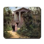 Grandmother's Garden Mousepad