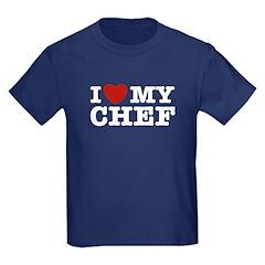I Love My Chef T
