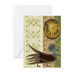 Africa Greeting Cards (Pk of 10)