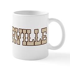 porterville (western) Mug