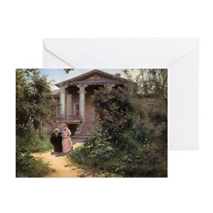 Grandmother's Garden Greeting Cards (Pk of 10)