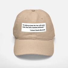 Beckwith Seven Studs Quote Baseball Baseball Cap