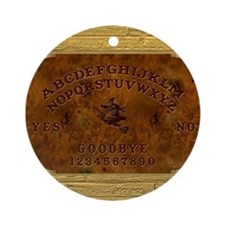 Ouija Board Witchy Ornament (Round)