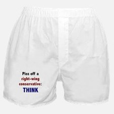 THINK Boxer Shorts