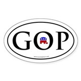Republican Stickers & Flair