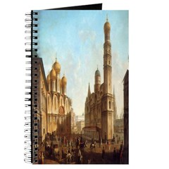 Cathedral Square Kremlin Journal