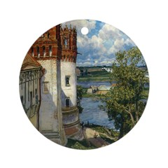 Novodevichy Convent Ornament (Round)