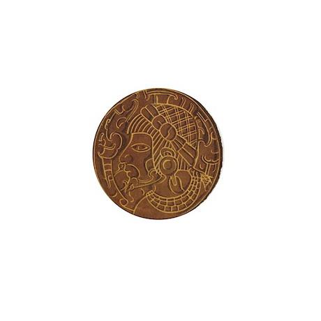 Pre-Columbian Ancient Art Mini Button (10 pack)
