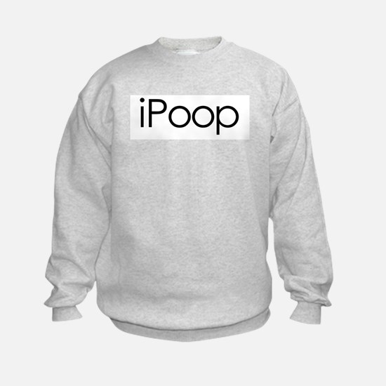 iPoop Sweatshirt
