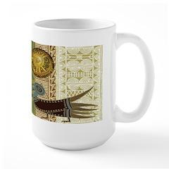 Africa Large Mug