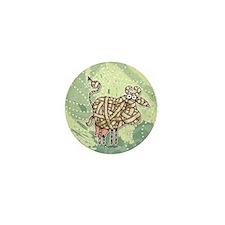 Moommy Mini Button
