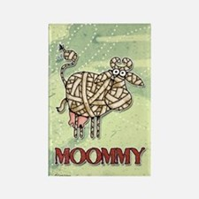 Moommy Rectangle Magnet (10 pack)