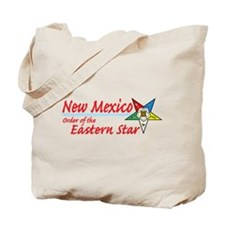 New Mexico Eastern Star Tote Bag