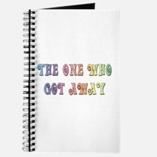 """The One Who Got Away"" Journal"
