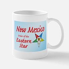 New Mexico Eastern Star Mug