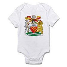 Manchester Coat of Arms Infant Bodysuit