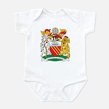 Manchester Coat of Arms Infant Bodysuit