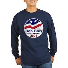 Bob Barr Libertarian (Front) T
