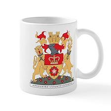 Hampshire Coat of Arms Small Mug