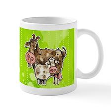 nanny goat Small Mug