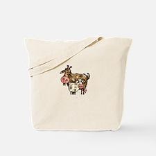 nanny goat Tote Bag