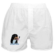 Swissy Name Boxer Shorts