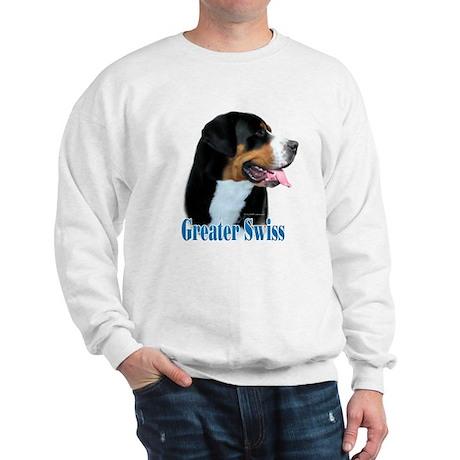 Swissy Name Sweatshirt
