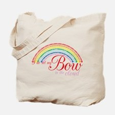 IORG-Bow in the Cloud Tote Bag
