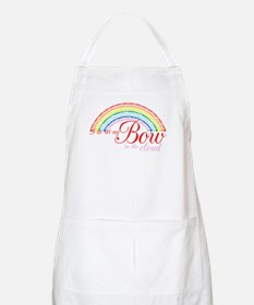 IORG-Bow in the Cloud BBQ Apron