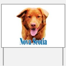 Nova Name Yard Sign