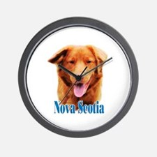 Nova Name Wall Clock
