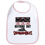 Nothing but Snowmobiles Bib
