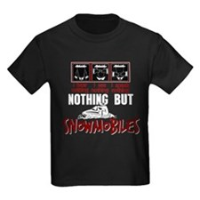 Nothing but Snowmobiles T