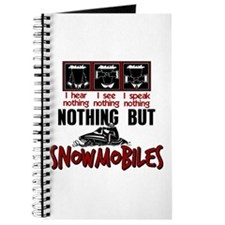 Nothing but Snowmobiles Journal