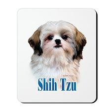 Shih Tzu Name Mousepad