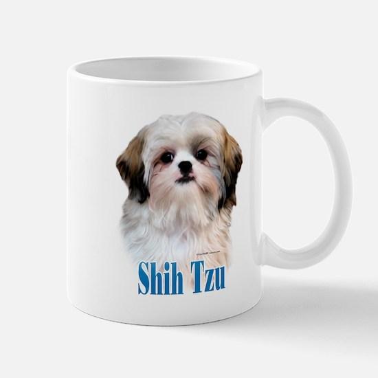 Shih Tzu Name Mug