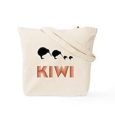 Desert Kiwi Tote Bag