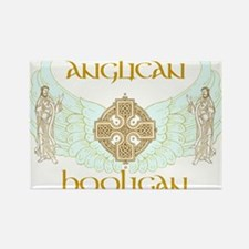 Anglican Hooligan Rectangle Magnet