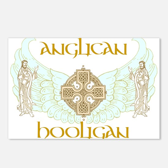 Anglican Hooligan Postcards (Package of 8)