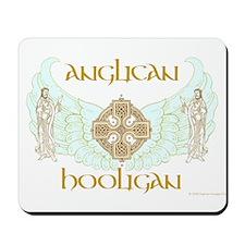 Anglican Hooligan Mousepad