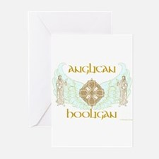 Anglican Hooligan Greeting Cards (Pk of 20)