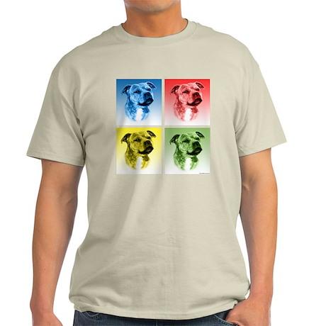Staffy Pop Light T-Shirt